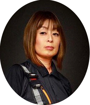 有限会社山本商会 代表取締役社長 庭山真由美さん